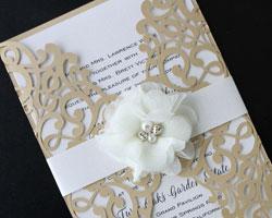 Invitation Design Studio Orange County Custom Wedding Invitation